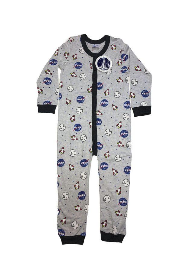 Salopeta / Pijama cu capse NASA