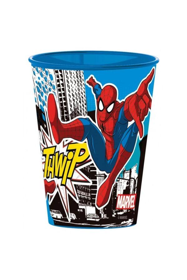 Pahar cu Spiderman 260 ml