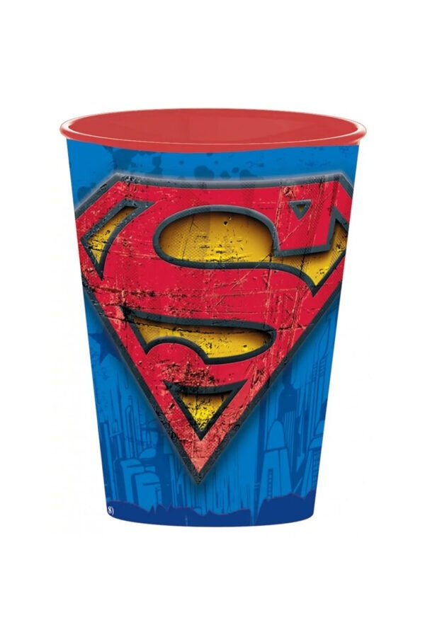 Pahar cu Superman 260 ml